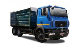 МАЗ-6501С5 (АС 1422) Зерновоз, платформа 22м3, г/п 16,2т.