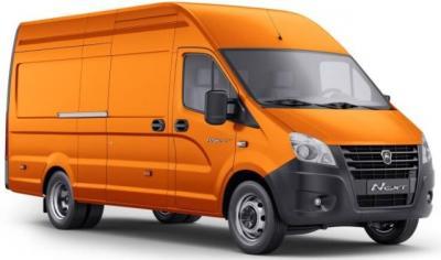 Ціни на дизельні Gazelle NEXT фургон знижені до 579 900 грн.